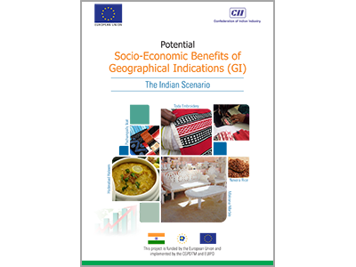 Socio-Ecnomic Benefits of Geographical indications (GI)